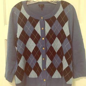 Women's 3/4 Sleeve Cardigan